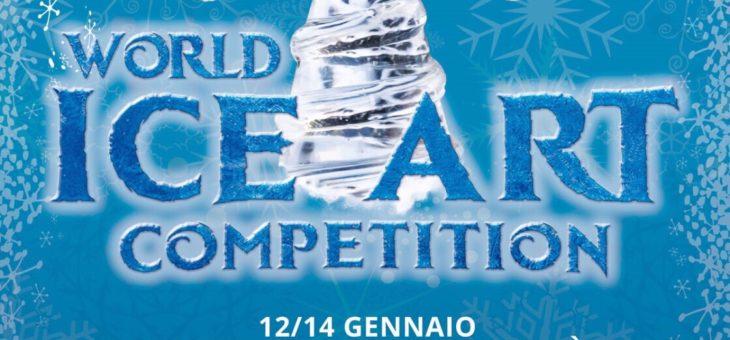 """Non perderti il """"World Ice Art Competition"""". A Gaeta dal 12 al 14 gennaio"""