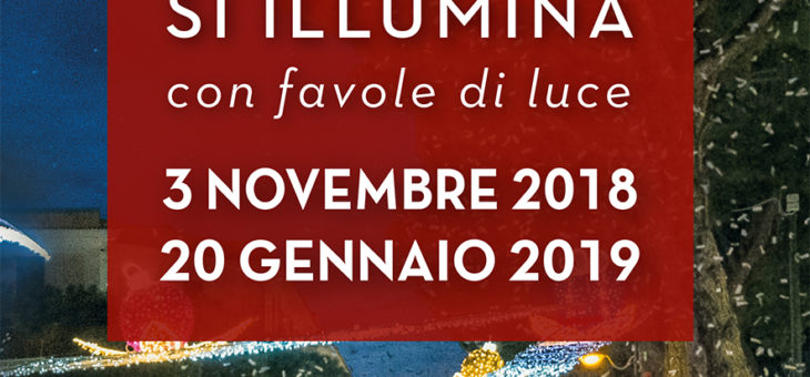 Luminarie di Gaeta: ecco le date ufficiali dell'edizione 2018