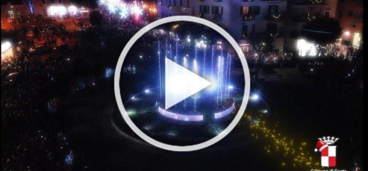 Fiaba delle 'Favole di Luce', guarda il video